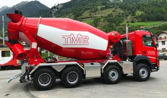 Service Matériaux de TMR