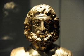 Une statue Grec