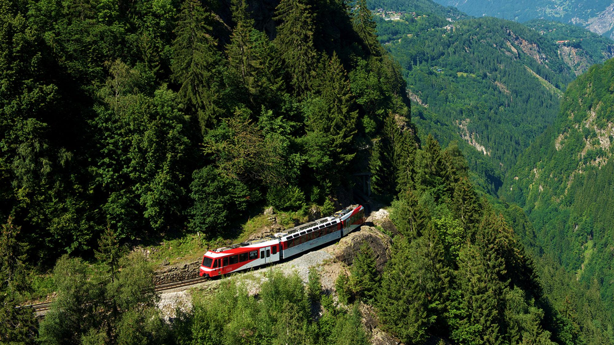 Mont Blanc Express de TMR